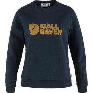 Women's Fjallraven Logo Sweatshirt