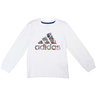 Boys' [2-4T] Badge Of Sport Doodle T-Shirt