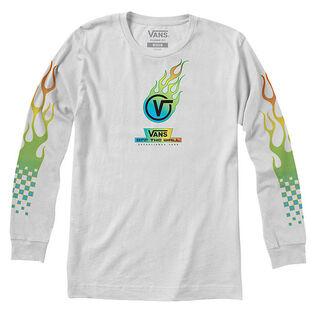 Junior Boys' [8-16] Glow Flame Long Sleeve T-Shirt