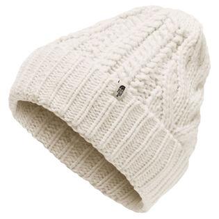 Tuque Minna en tricot torsadé pour filles juniors