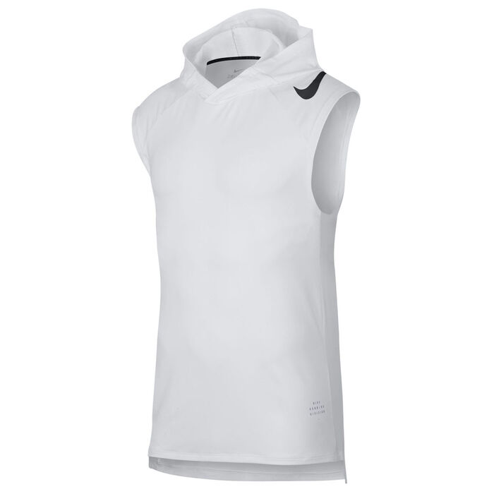 7462509cf1604e Men s Dri-FIT® Element Sleeveless Running Hoodie