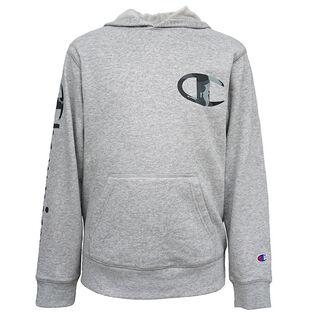 Chandail à capuchon Camo C Logo pour garçons juniors [8-16]