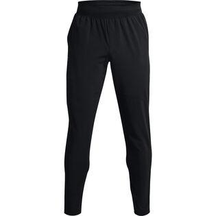 Pantalon en tissu extensible pour hommes