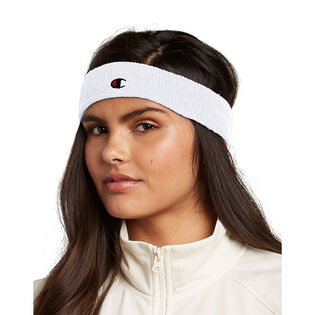 Unisex Logo Terry Headband