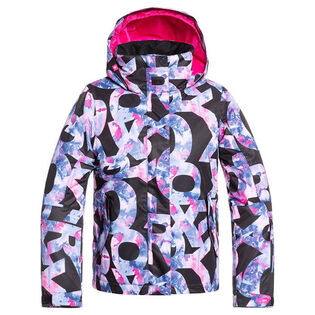 Junior Girls' [8-16] Jetty Snow Jacket