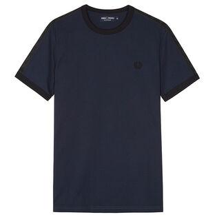 Men's Tonal Taped Ringer T-Shirt