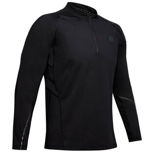 Men's Rush ColdGear® Run 1/2-Zip Top