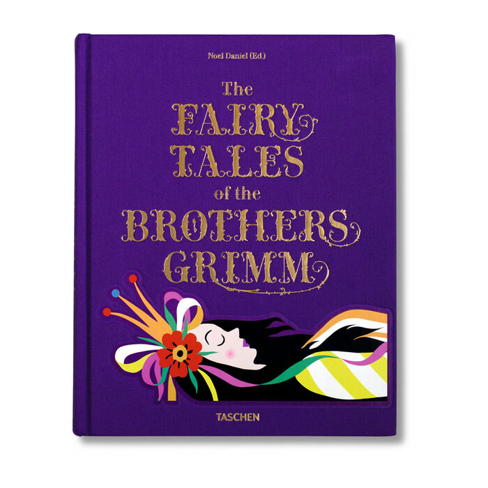 The Fairy Tales Of The Brothers Grimm Book