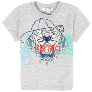 Baby Boys' [6-18M] Cool Tiger T-Shirt