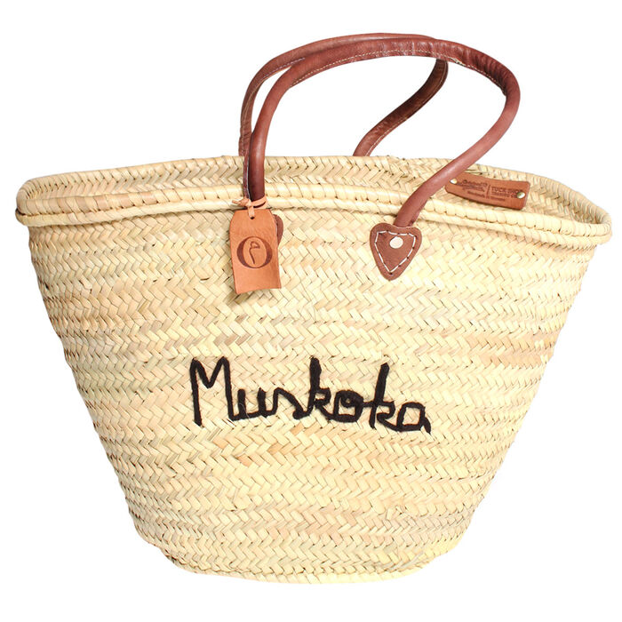 Muskoka Cottage Tote Bag