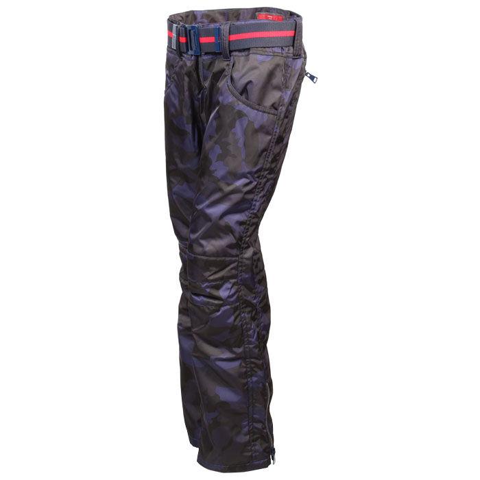Pantalon isolant à motif camouflage pour femmes