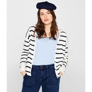 Women's Maritime Cardigan