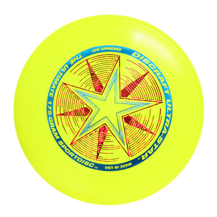 Ultra-Star 175 Gram Disc