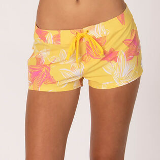 Women's Deep Azul Boardshort