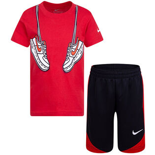 Boys' [2-4T] Tee + Short Two-Piece Set