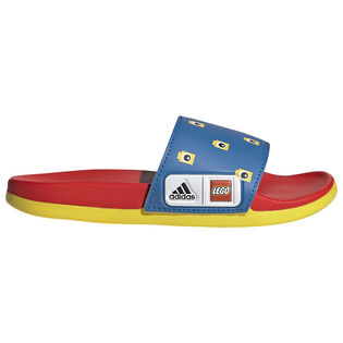 Juniors' [1-6] Lego® Adilette Comfort Slide Sandal