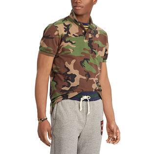 Men's Custom Slim Fit Camo Polo
