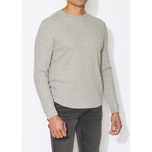 Men's Coverstitch Crew Top
