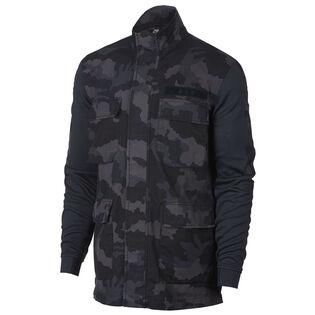 Men's Sportswear Camo Jacket