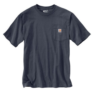 Men's Heavyweight Pocket Graphic T-Shirt