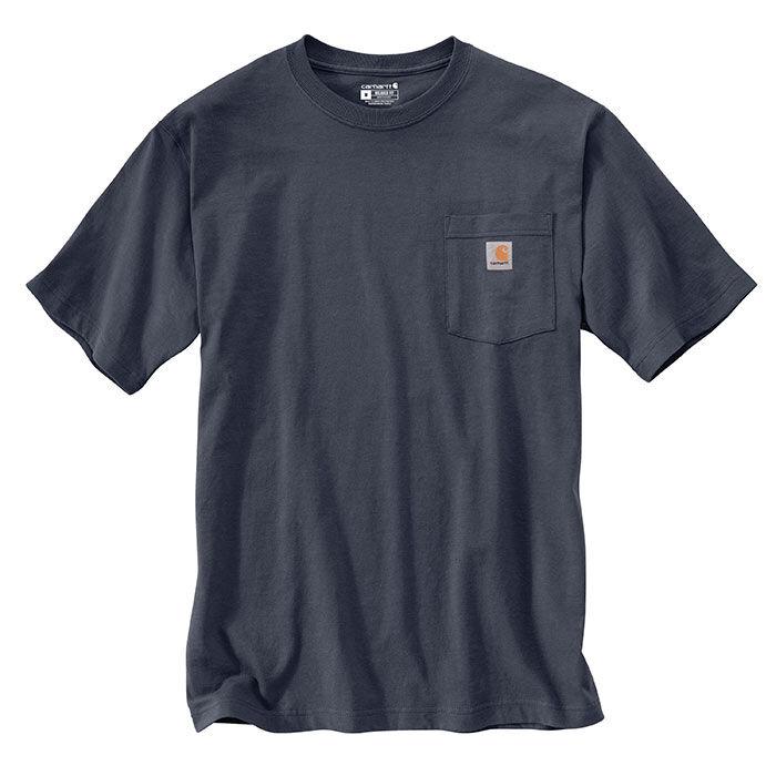 Men's Heavyweight Pocket Graphic T-Shirt