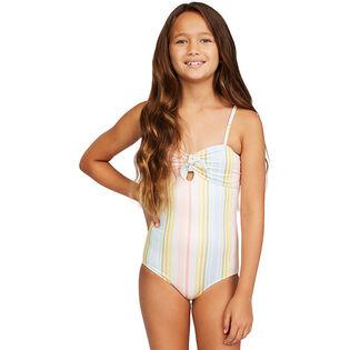 Maillot de bain une pièce Stoked On Sun pour filles juniors [8-14]