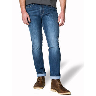 "Men's Performance Relaxed Worn Stone Jean (30"")"