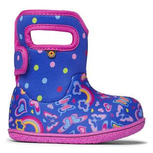 Babies' [5-9] Rainbow Boot