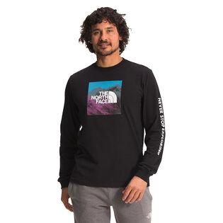 Men's Logo Play Long Sleeve T-Shirt