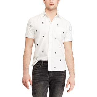 Men's Classic Fit Cotton Sport Shirt