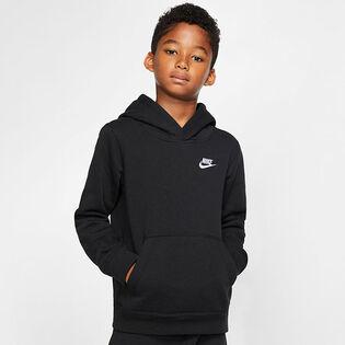 Junior Boys' [8-16] Sportswear Club Pullover Hoodie