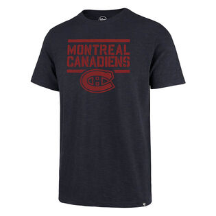 Men's Montreal Canadiens Distressed T-Shirt