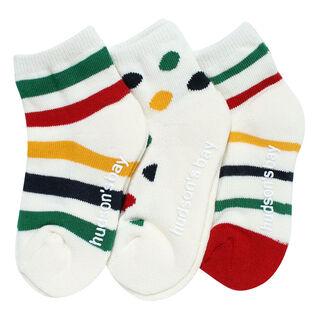 Babies' 3-Pack Sock