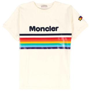 Juniors' [8-14] Rainbow Logo T-Shirt