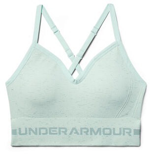 Women's Seamless Low Long Sports Bra