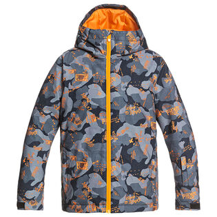 Junior Boys' [8-16] Mission Printed Jacket