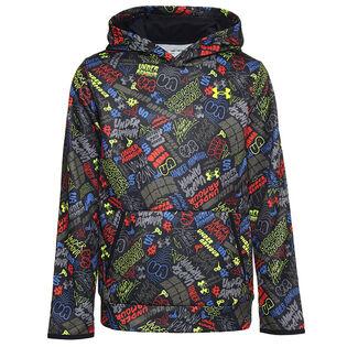 Junior Boys' [8-16] Armour Fleece® Scribble Hoodie