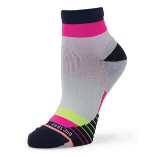 Women's Carb QTR No Show Sock