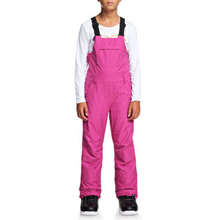 Junior Girls' [8-16] Non Stop Snow Bib Pant