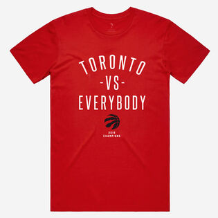Men's Toronto VS Everybody Raptor Ball Champions T-Shirt