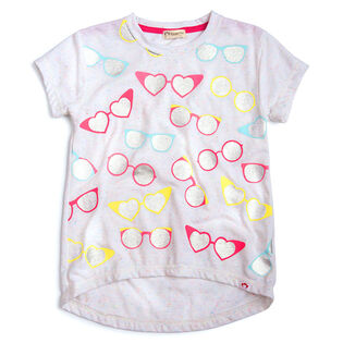 Junior Girls' [8-10] Fashion Shades Circle T-Shirt