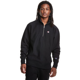 Unisex Reverse Weave® 1/4-Zip Pullover Sweatshirt