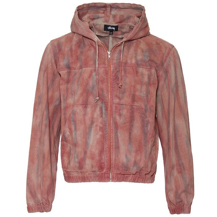 Men's Dyed Work Jacket
