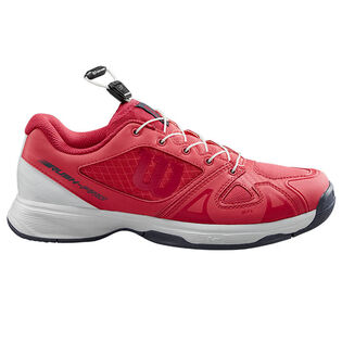 Juniors' [12-6] Rush Pro QL Tennis Shoe