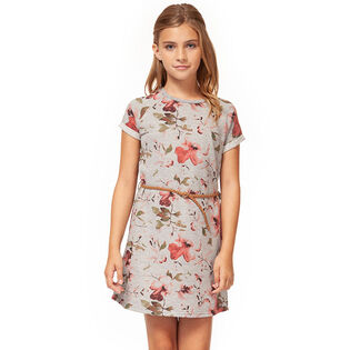 Junior Girls' [7-14] Botanical Dress
