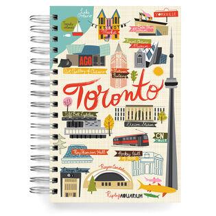Toronto Jumbo Journal Notebook
