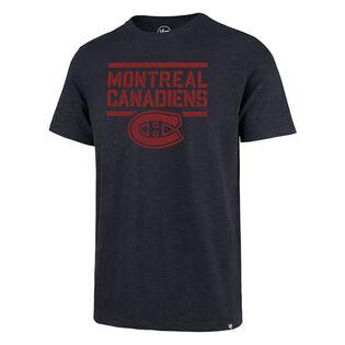T-shirt d'aspect usé Canadiens de Montréal pour hommes