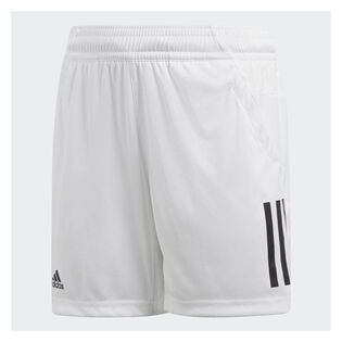 Junior Boys' [8-14] 3-Stripes Club Short