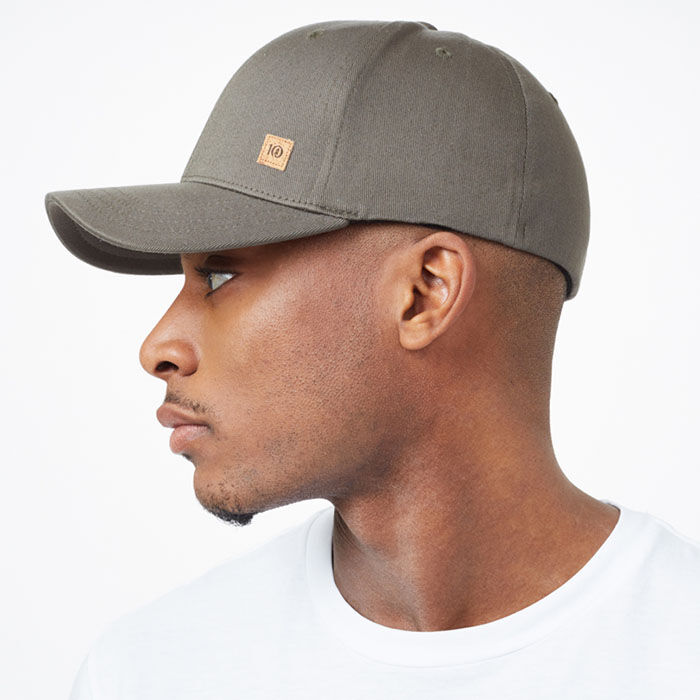 Casquette Cork Icon Fitted Thicket unisexe
