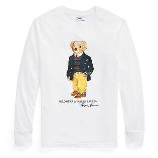 Junior Boys' [8-20] Polo Bear Cotton Jersey T-Shirt